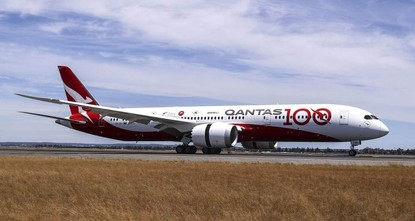 Qantas completes 19-hour test flight from London to Sydney