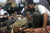 Exactly four years ago, hundreds of Egyptian protesters were killed in Cairo's Rabaa al-Adawiya Square when security forces violently dispersed a sit-in held to support ousted President Mohamed...
