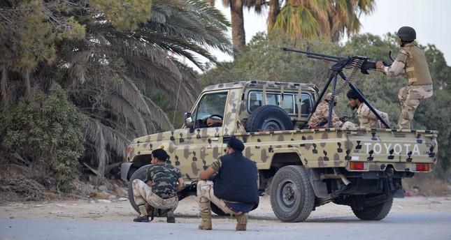 تركيا تعرب عن قلقها إزاء تصاعد الاشتباكات بالعاصمة الليبية