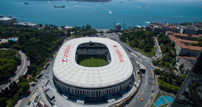 Beşiktaş's stadium, the Vodafone Arena, with a capacity of about 42,000 spectators, was opened in April 2016.