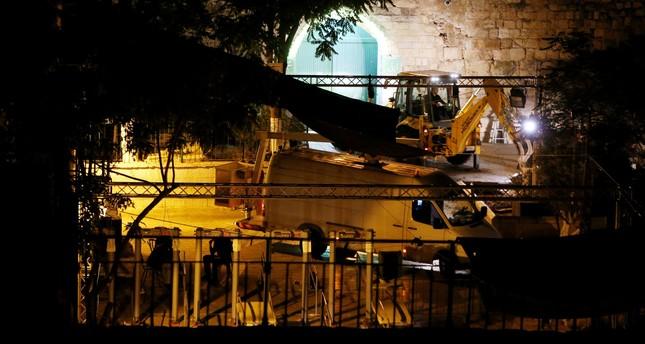Jew Detector: Israel Removing Metal Detectors From Al-Aqsa Compound