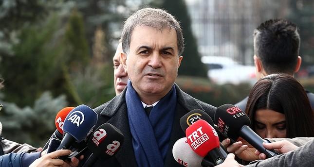 وزير تركي: تصريح الاتحاد الأوروبي بخصوص غصن الزيتون غير مسؤول