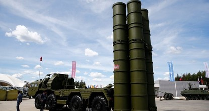'Turkey to have complete control over S-400'