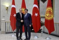 Лидеры Турции и Кыргызстана провели переговоры