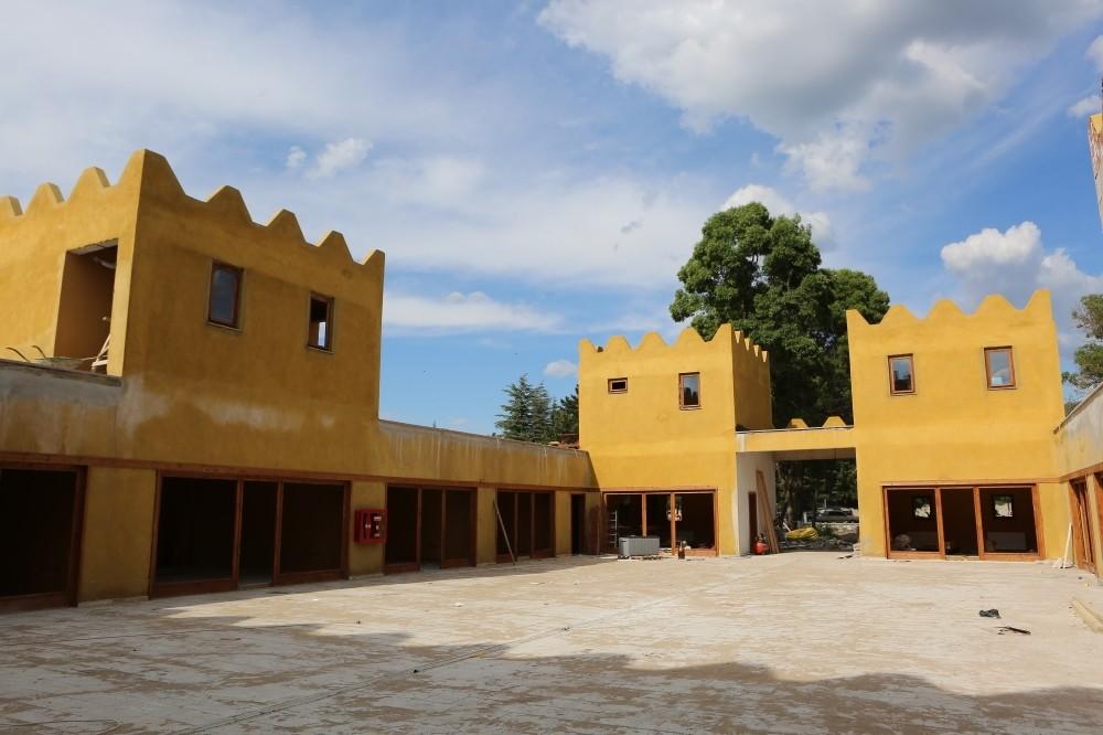 Work has been underway at the Hittite village in Hattusa.