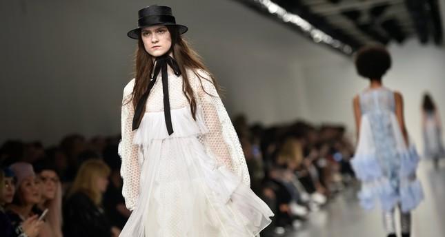 Eyes on Turkish designers at this year's London Fashion week