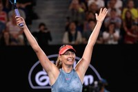 Шарапова вышла в 4-й круг Australian Open