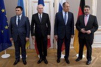 A truce between government forces and pro-Russian rebels in eastern Ukraine will come into force Monday, Moscow and Kiev said, though some separatists were already labeling it...