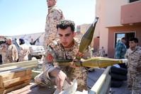 السلاح في ليبيا (من الأرشيف)
