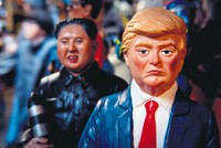 Behaving like Kim Jong Un does not make America great again
