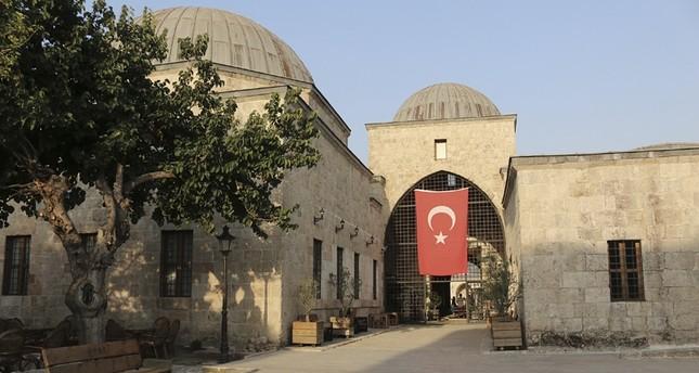 مدرسة محمد باشا.. معلَم تاريخي يعكس الحضارة العثمانية ويبهر الزّوار