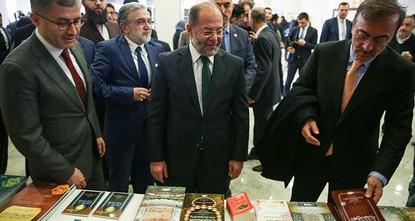 انطلاق فعاليات مهرجان الثقافة والكتاب العربي في إسطنبول