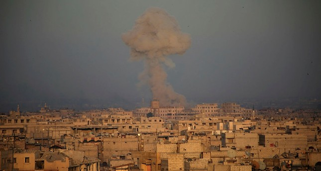 الأمم المتحدة تعلن إجلاء 147 مدنيا من دوما اليوم