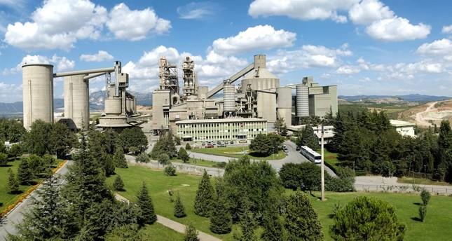 مصنع إسمنت في بورصة التركية