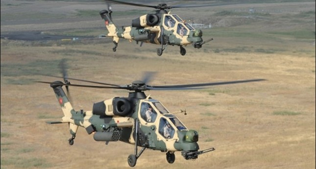 Pakistan to buy 30 T129 ATAK helicopters from Turkey