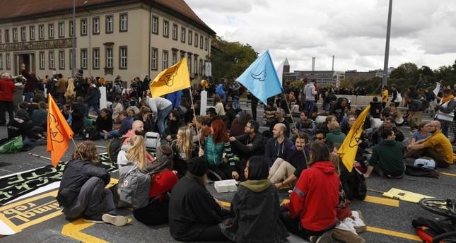 Umwelt: Extinction Rebellion setzt Proteste fort