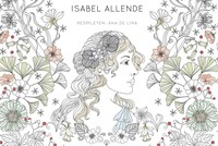 A story from Isabel Allende turned into coloring book