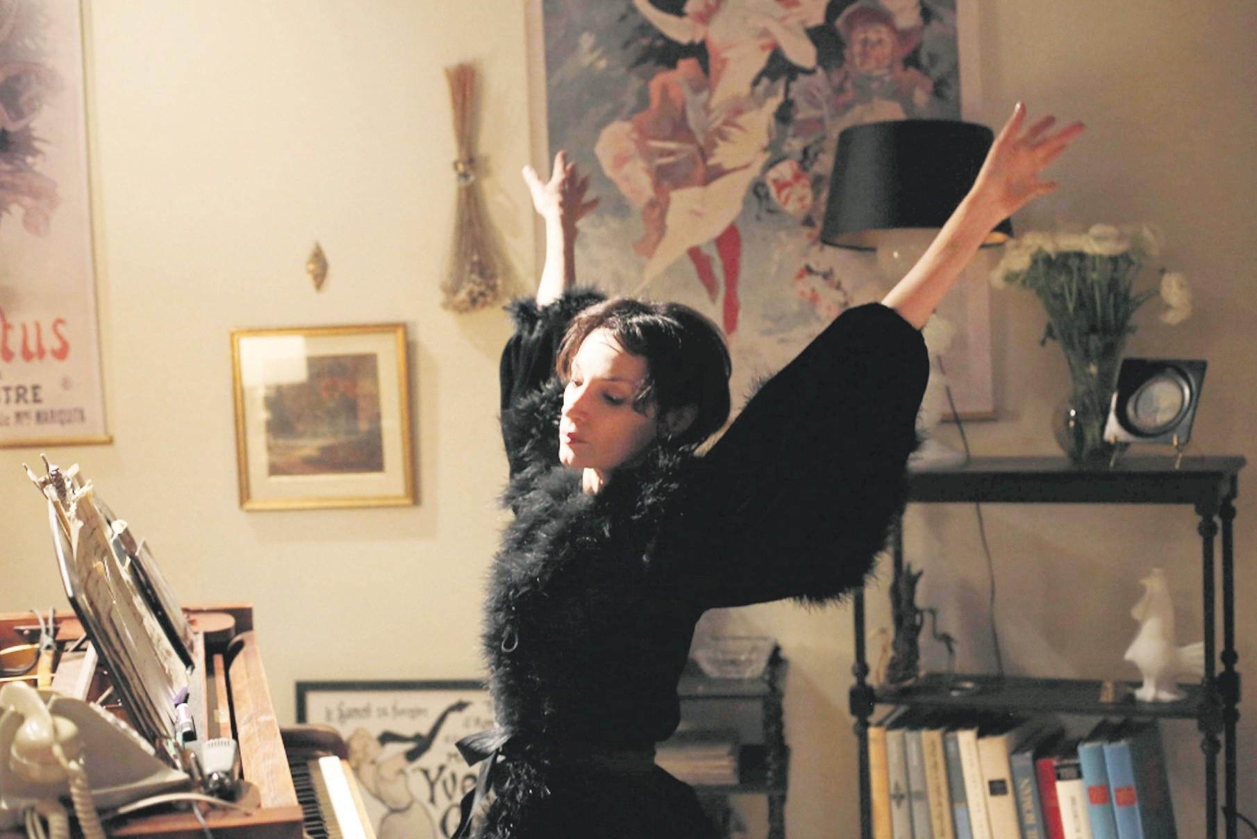 A still from the film u201cBarbara.u201d