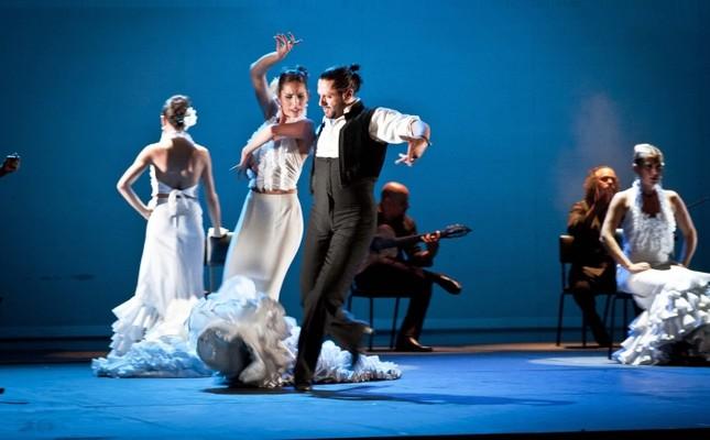 Famous flamenco artist to perform at Ankara festival