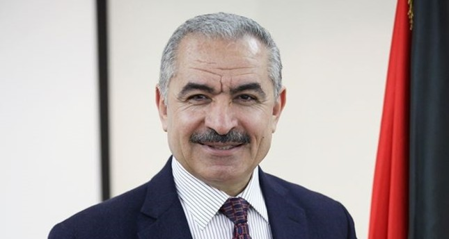 Palestinian politician Mohammad Shtayyeh Photo from Wikipedia
