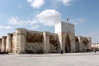 Turkey's largest caravanserai on historic Silk Road to open to visitors