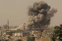 UN calls for pause in air raids to let civilians escape Raqqa