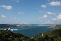 Istanbul's Yavuz Sultan Selim bridge links Europe, Asia for the third time