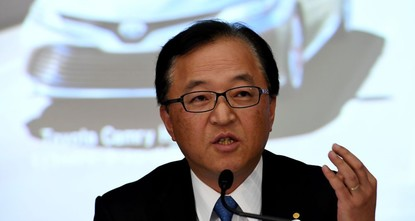 Japanese automakers Toyota and Suzuki, which began discussing a partnership in October, said yesterday they would work together in ecological and safety technology - a rapidly growing area in the...