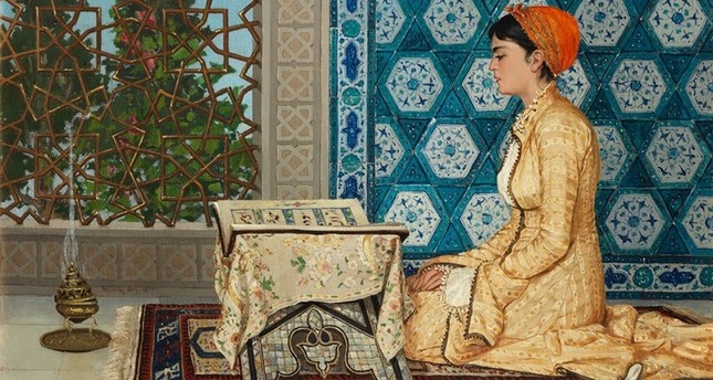 Ottoman master's painting sells for $7.4 million at auction in London