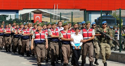 pIn Monday's hearing of Turkey's biggest trial on the coup attempt that took place on July 15, 2016, a colonel accused of coordinating acts of violence against anti-coup civilians and generals...