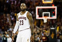 The home of NBA superstar Lebron James was vandalized with a racial slur, according to multiple media reports Wednesday.