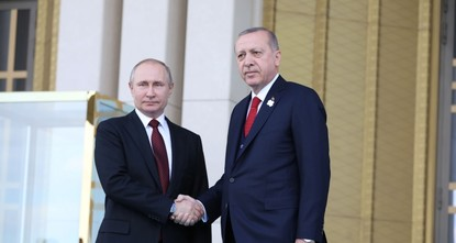 Erdoğan says offered Putin to jointly produce S-500