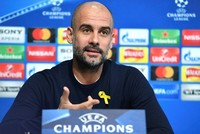Man City boss Guardiola fined for ribbon backing Catalan politicians