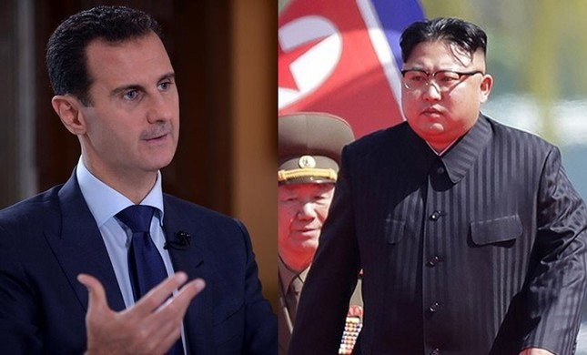 North Korean shipments to chemical agency of Syria's Assad ...