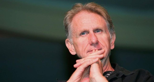 In this file photo Actor Rene Auberjonois, who played the character Odo on the television series Star Trek: Deep Space Nine, appears at the Star Trek convention at the Las Vegas Hilton, Aug. 14, 2005 in Las Vegas, Nevada. Getty Images/AFP