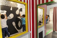 'Looking at Art' with children at Istanbul Modern