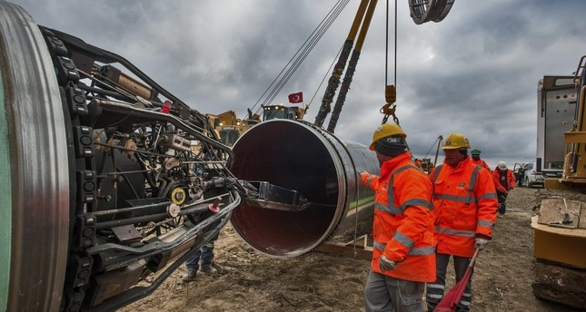 The Trans-Anatolian Pipeline (TANAP) will carry gas from Azerbaijan to Europe via Turkey and will strenghten Europe's energy supply security. It is one of the major energy projects for which the EBRD has provided financing.