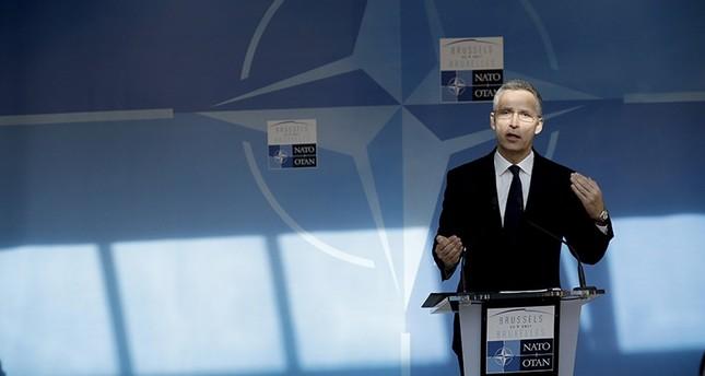 NATO to join anti-Daesh coalition, Stoltenberg says