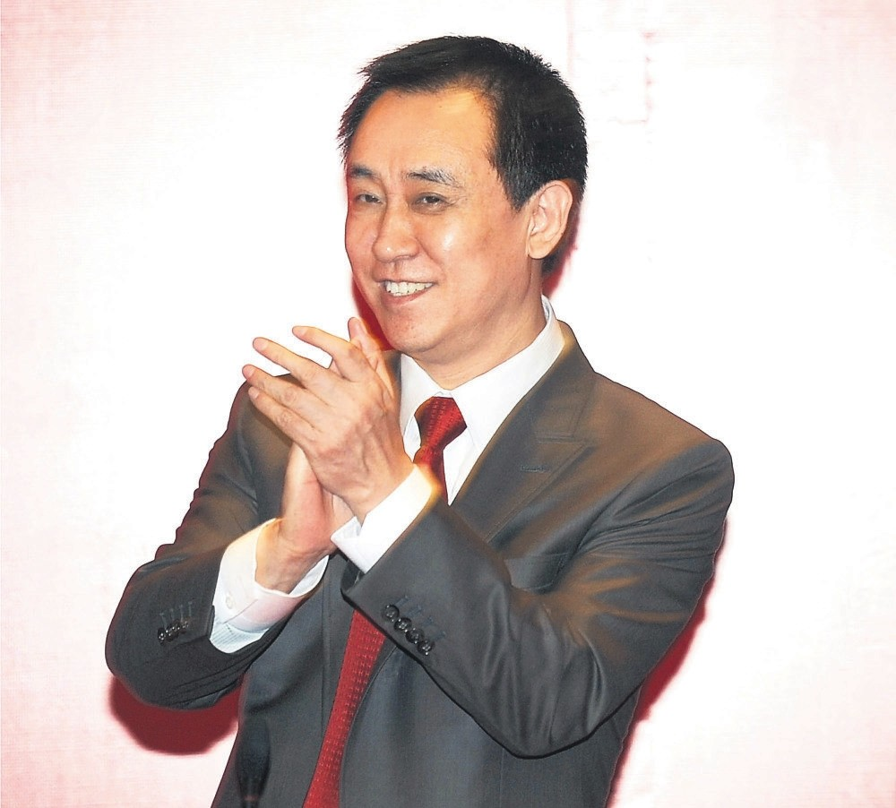 Chairman of developer China Evergrande Group and a delegate to the CPPCC, Xu Jiayin's net worth leapt 242 percent to 260 billion yuan.