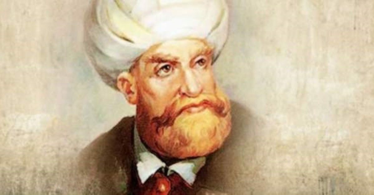 An image believed to depict Hayreddin Barbarossa.