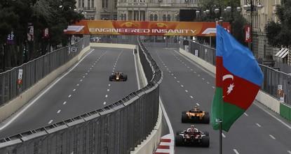 Azerbaijan extends F1 deal to 2023