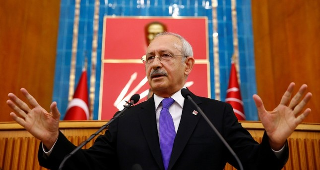 Der neue Plan von Hauptoppositionsführer Kılıçdaroğlu