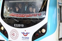 Connecting Istanbul's east and west, Marmaray suburban rail fully opens