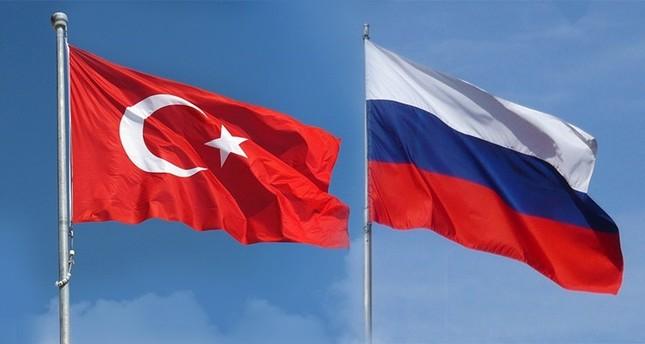 التبادل التجاري بين تركيا وروسيا يرتفع بنسبة 46.2% في النصف الأول من العام