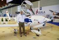 Turkish aircraft design receives German excellence award with 'gold' distinction