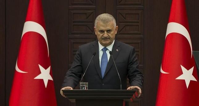 يلدريم: نؤيد تطوير العلاقات مع مصر