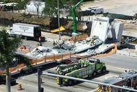 Pedestrian bridge collapses at Florida University, 6 dead
