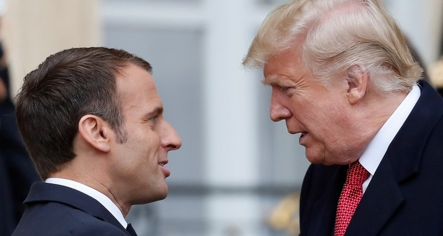 France scolds Trump for lack of 'common decency'