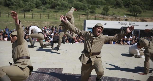 Multidimensional film focuses on Gallipoli campaign