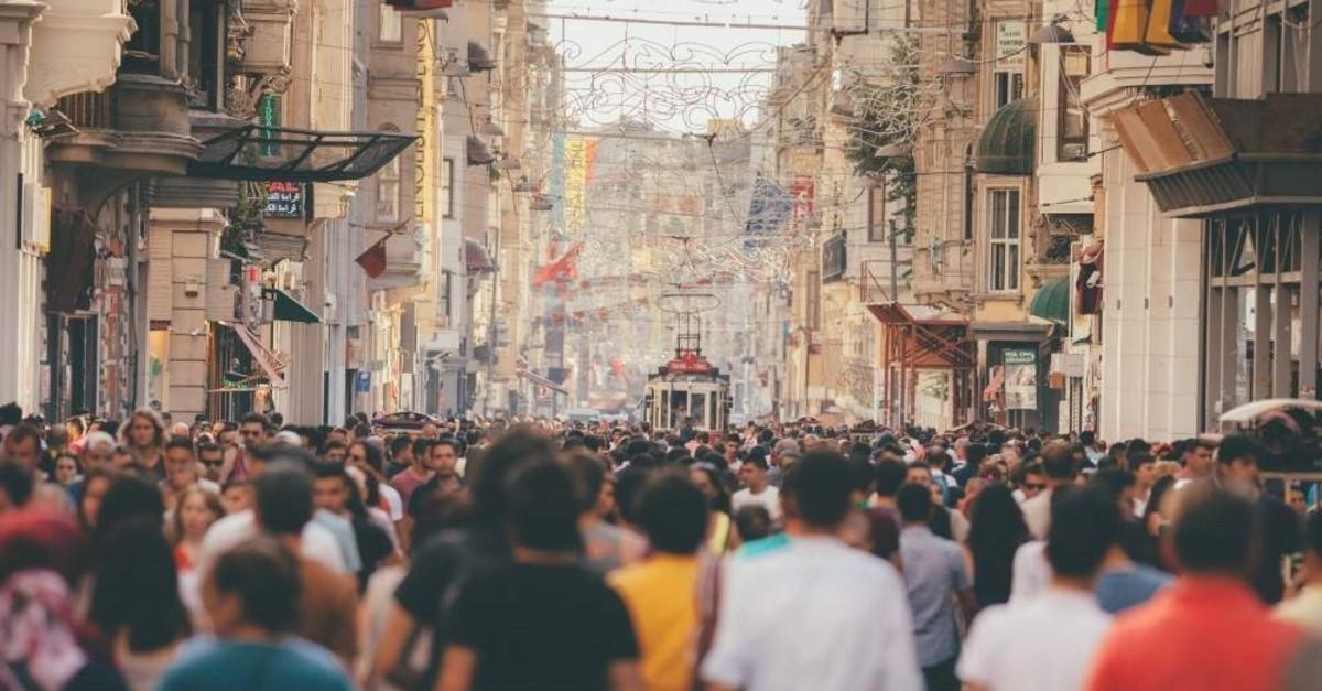 In this undated file photo, people seen in Istiklal street in Taksim, Beyo?lu, Istanbul. (iStock Photo)